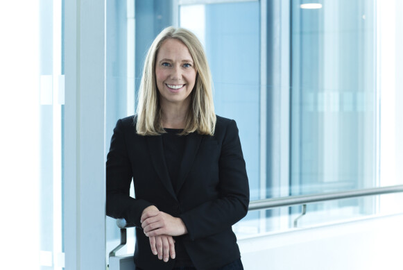 – SKREMMENDE: statssekretær Jorunn Hallaråker Heggelund (KrF) i Barne- og familiedepartementet mener funnene i undersøkelsen er skremmende. FOTO: ASTRID WALLER