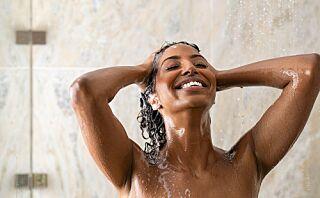 8 overraskende helseeffekter av å ta en kald dusj