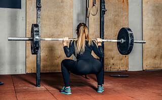 5 grunner til at rumpa ikke endrer seg uansett hvor mye du trener