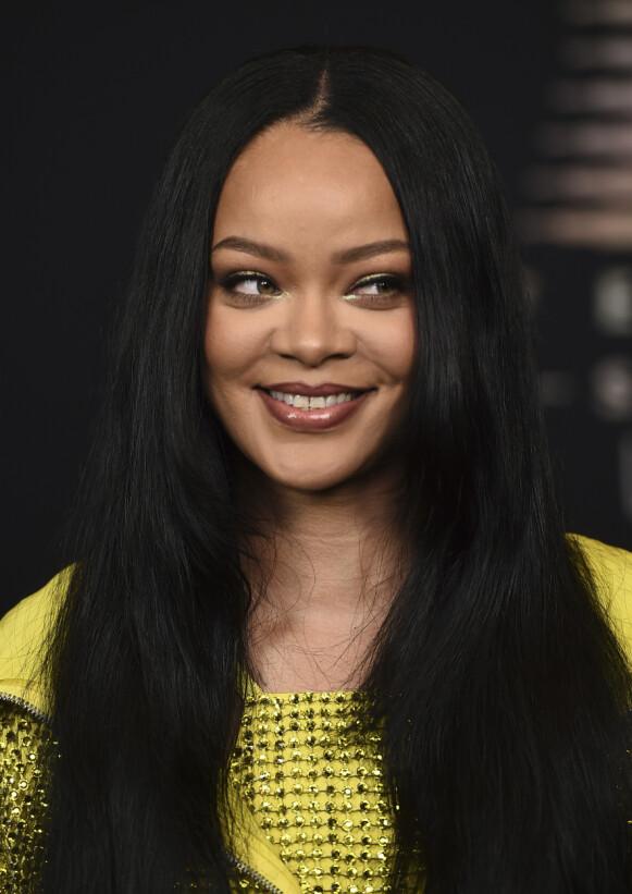 PENGEKU: Rihannas Fenty Beauty er blitt en pengeku for den barbadiske superstjernen. FOTO: NTB