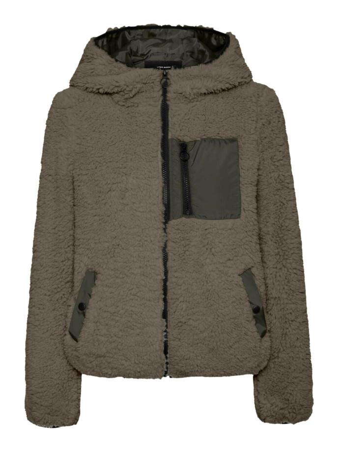 Sporty jakke (kr 450, Vero Moda).