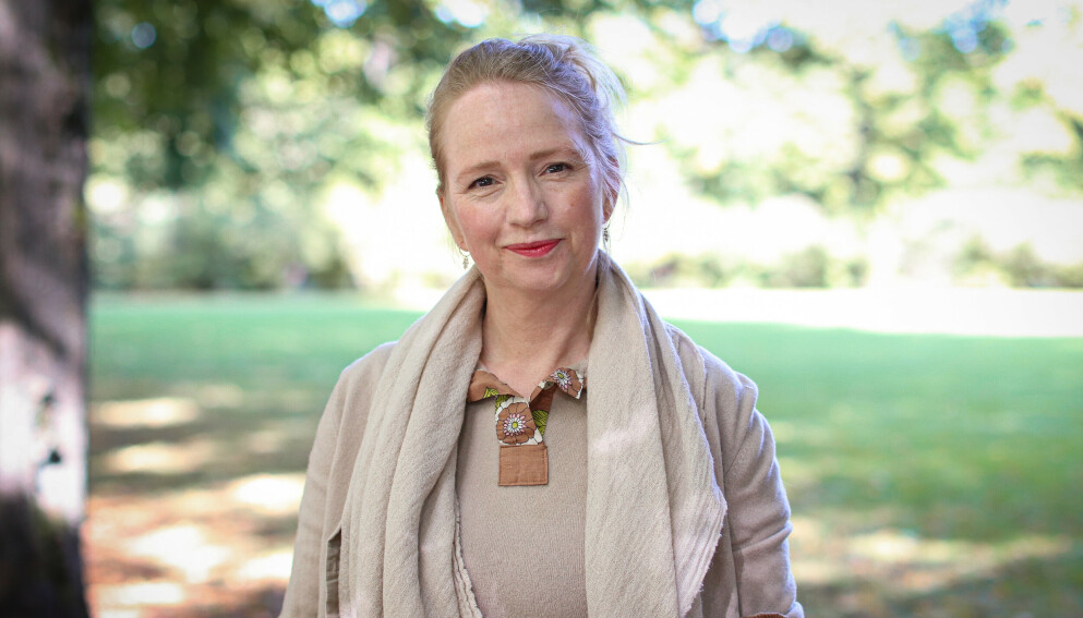ADHD: Kristin gikk i 44 år med udiagnostisert ADHD. Foto: Ida Bergersen