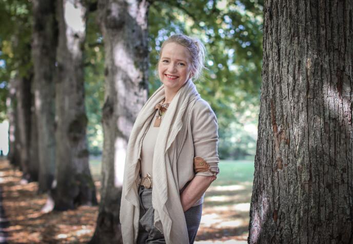 TILRETTELEGGING: Kristin mener at tilrettelegging er veldig viktig for personer med ADHD. Foto: Ida Bergersen
