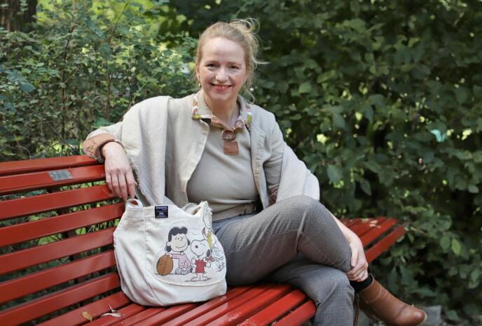 KRONISK FORSINKET: Å møte opp i tide, er ikke lett, ifølge Kristin. Foto: Ida Bergersen