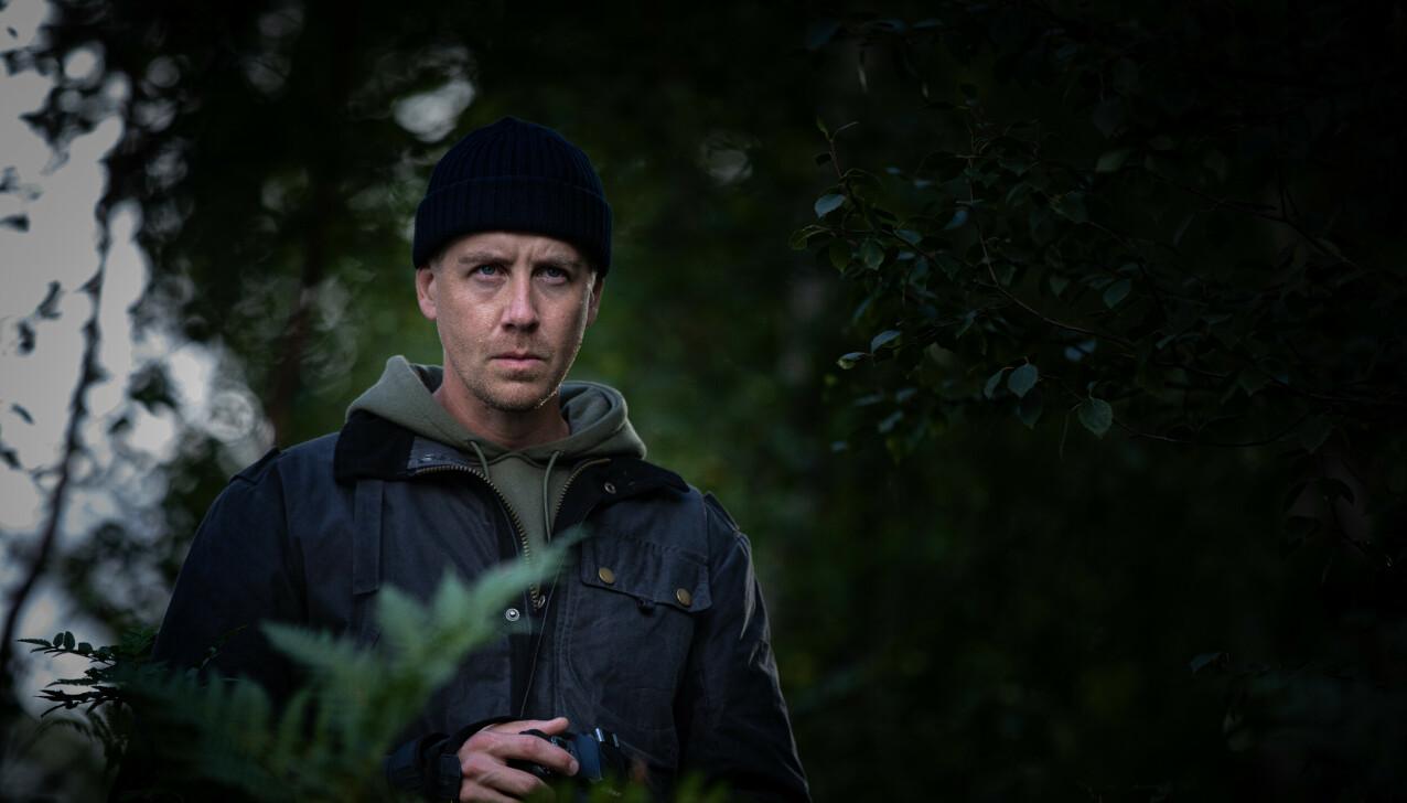 FURIA: Pål Sverre Hagen spiller politimannen Asgeir i den nye thrillerserien Furia. FOTO: Haakon Lundqvist // Viaplay
