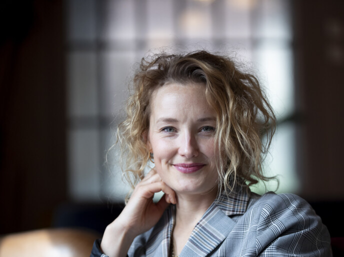 ERFAREN: Skuespiller Ine Marie Wilmann har gjort flere av de aller største filmene og seriene i Norge det siste tiåret. FOTO: Javad Parsa / NTB