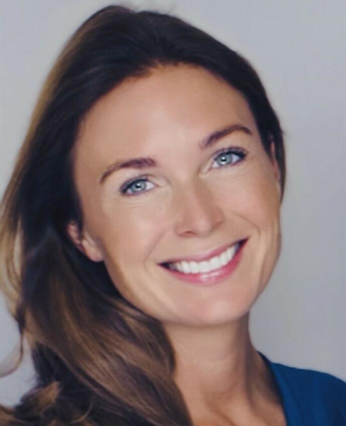Gynekolog Madeleine Engen. FOTO: Hilde Brevig