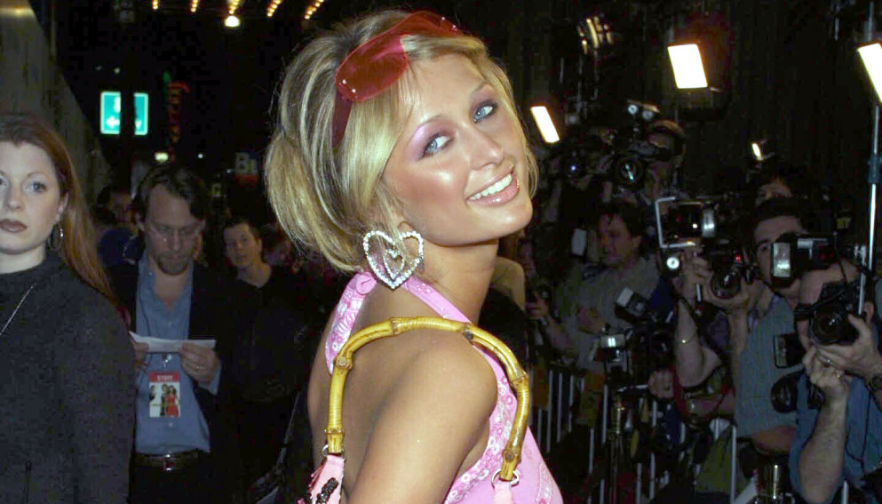 ER DU KLAR FOR DETTE? Paris Hilton var gallionsfigur for Y2K-trenden. FOTO: NTB