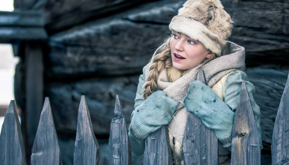 ASKEPOTT: Artist Astrid Smeplass har fått sin første hovedrolle - som ingen ringere enn Askepott. FOTO: Storm films / Nordisk Film Distribusjon