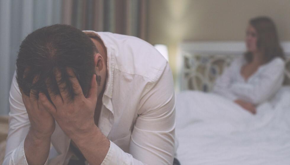 FORTVILET: - Jeg er litt usikker på hvordan jeg skal formulere spørsmålet mitt, men hvordan vet man at fetisjen har gått for langt? Når bør man oppfordre partneren til og søke hjelp? spør en kvinne på 39 år.