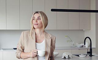 Camilla Pihl: – Etter at jeg ble mor rommer hjemmet mye mer