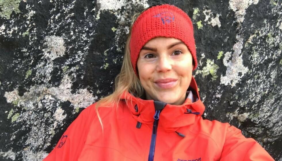 LAVT STOFFSKIFTE: Lene Marie Sarajervi (30) ble diagnostisert med lavt stoffskifte i niendeklasse på ungdomsskolen. Foto: Privat