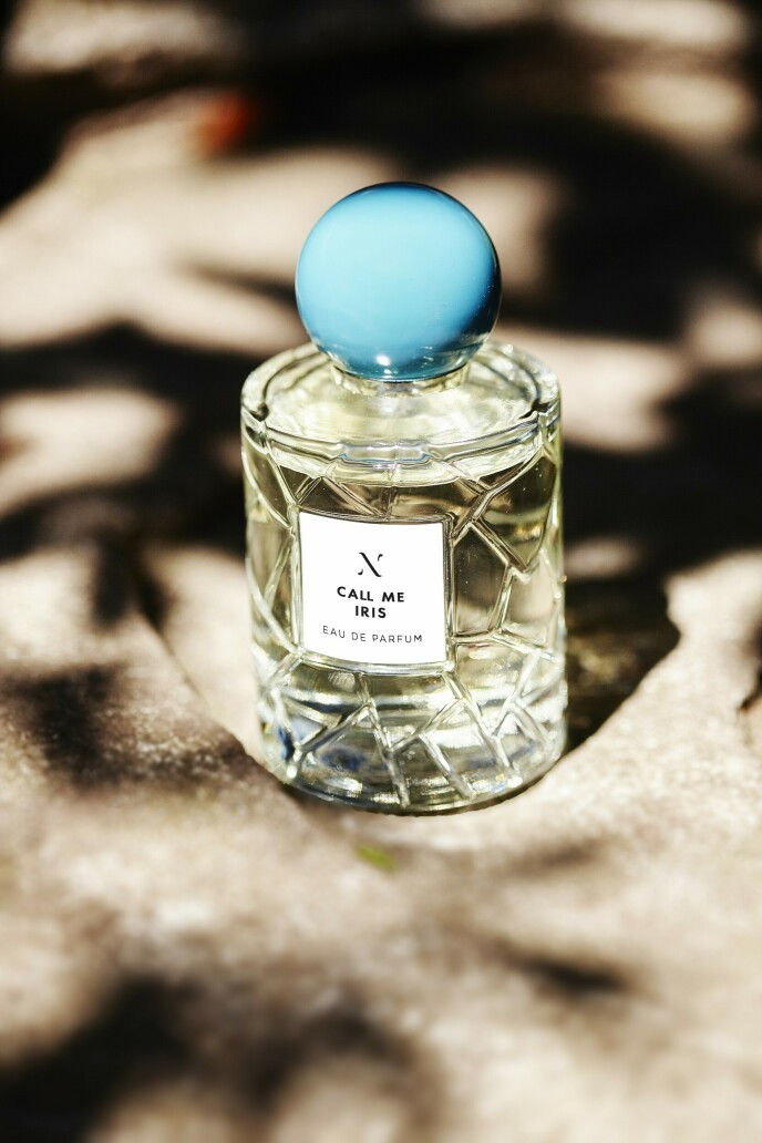 En frisk, ren og elegant duft perfekt for høsten. Call Me Iris, EdP (kr 2450, Les Soeurs de Noé hos Gimle Parfymeri).