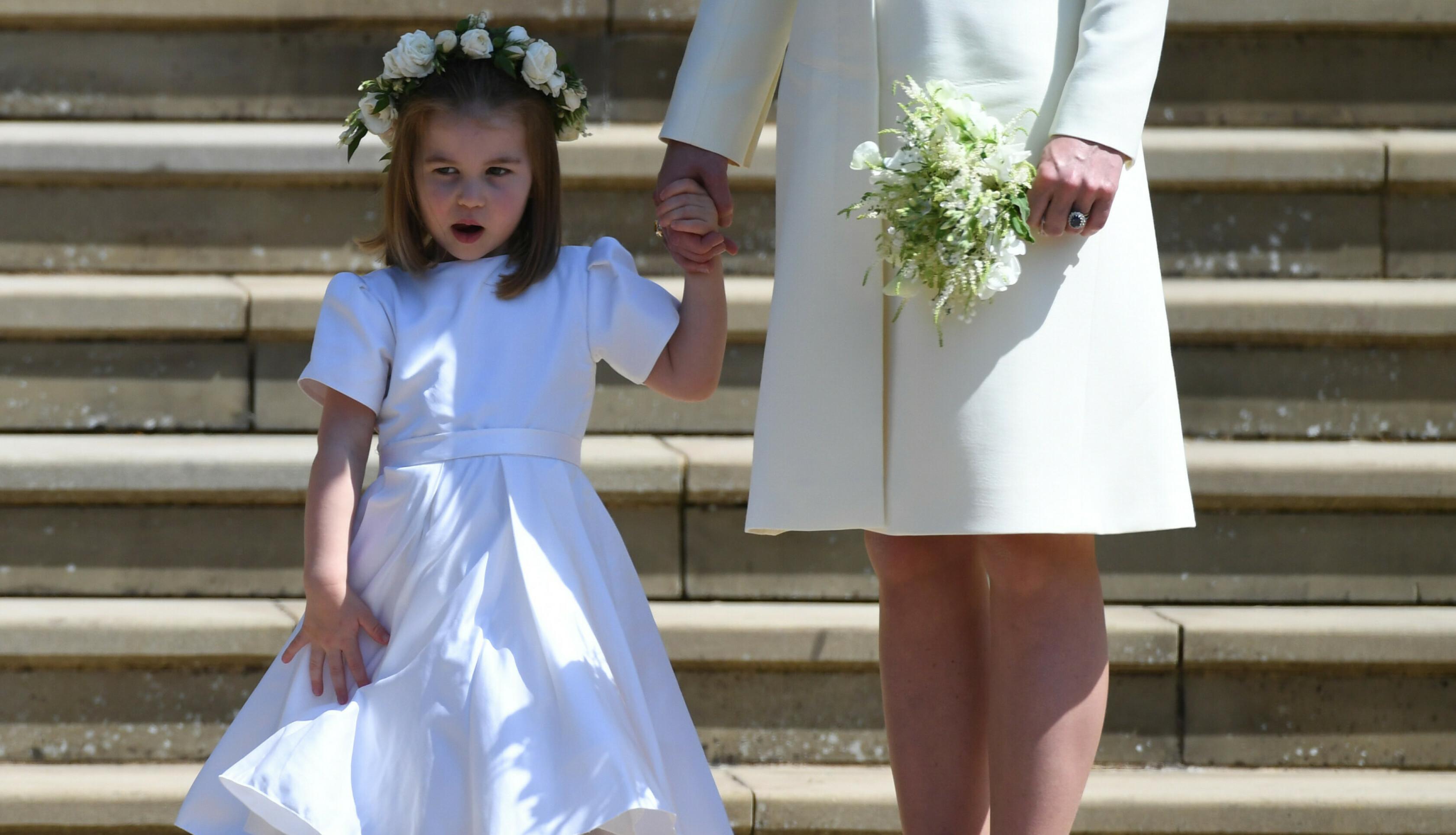 PRINSESSE: Lady Diana er èn av prinsesse Charlotte Elisabeth Dianas navnemødre. Foto: NTB