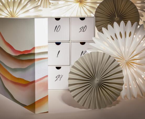 The Skincare Calendar, Skincity (kr 1699, verdi 5686)