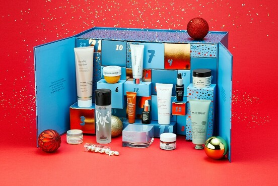 Skincare-kalender, KICKS (kr 1499, verdi 3851)