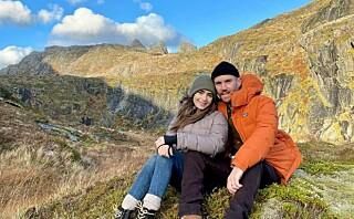 Hollywood-stjernen la bryllupsreisen til Lofoten!