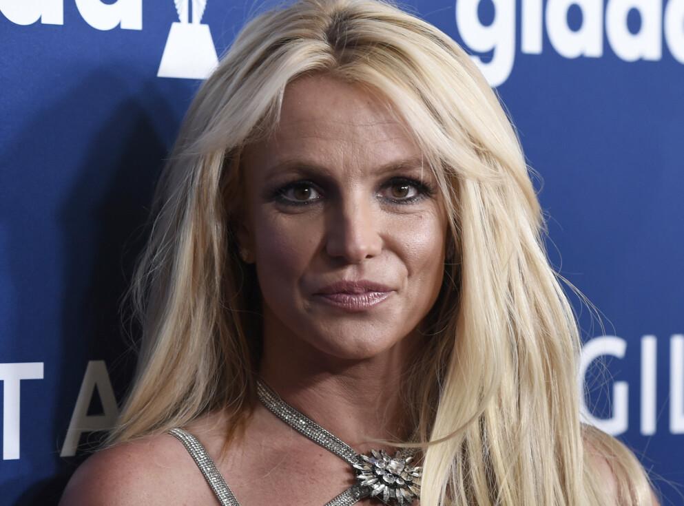 BRITNEY SPEARS: Veien fram mot å bli fri fra vergemålet har vært lang for Britney Spears, og hun var ikke nådig i sin høringsuttalelse i juni 2021. Her fra GLAAD Media Awards i Beverly Hills i 2018. FOTO: NTB