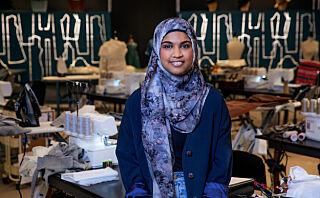 - Jeg er norsk, muslim og feminist - og syerske da