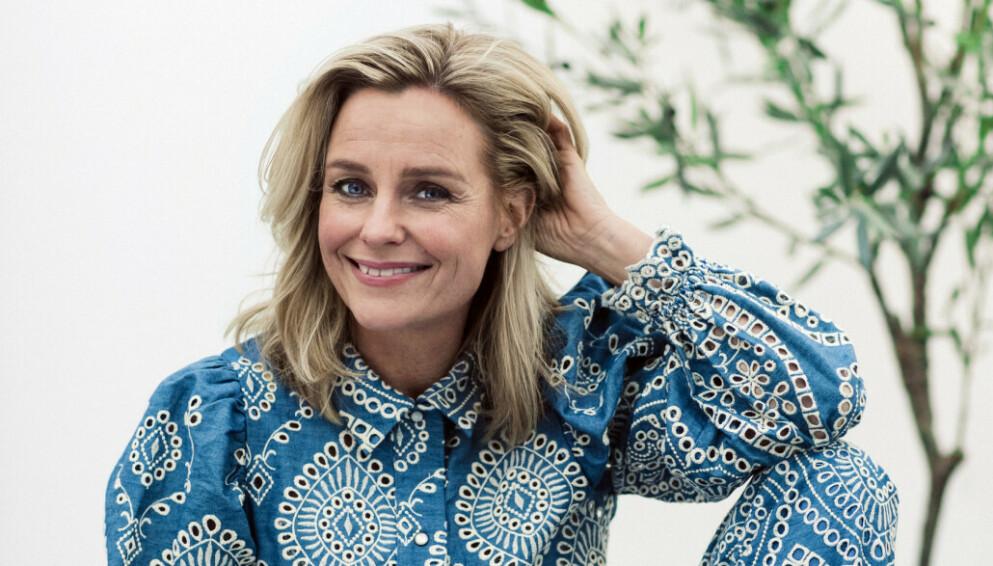 SOLVEIG KLOPPEN: 50-åringen Solveig Kloppen er blitt en av Norges mest folkekjære TV-profiler - mye takket være åpenheten og de vanskelige erfaringene hun har gjort i livet. FOTO: Astrid Waller