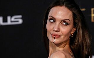 Angelina Jolies leppepryd vakte oppsikt på rød løper